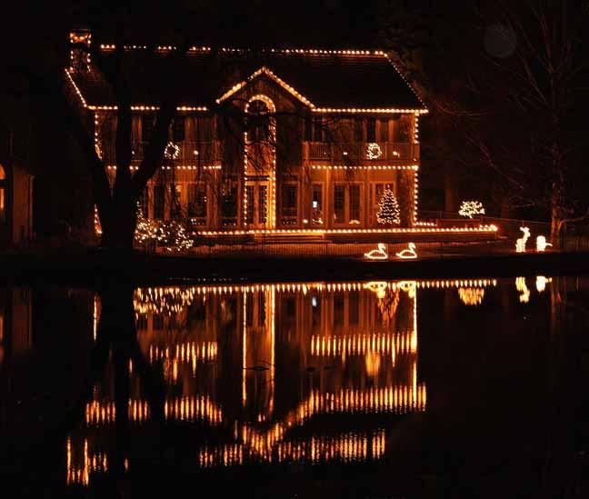 Drake Park Christmas Lights