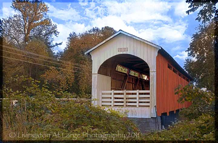 Oregon Covered Bridges-Currin
