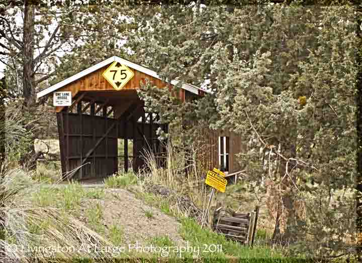 Oregon Covered Bridges-Bend