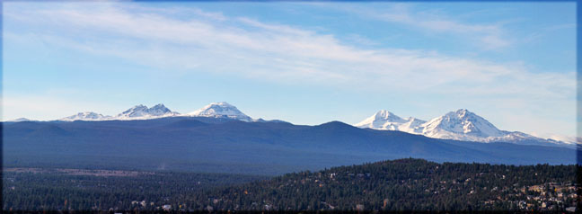 Pilot Butte Cascade Mountains