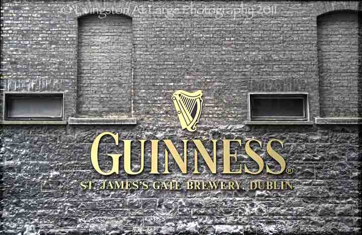 Saint Patrick-Guinness
