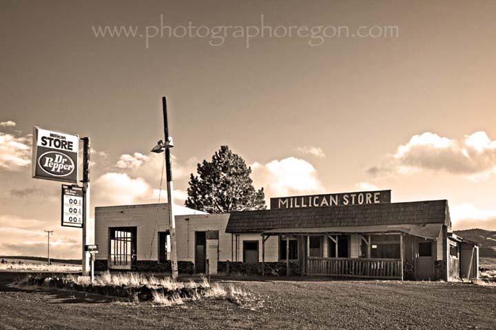 Millican Oregon store