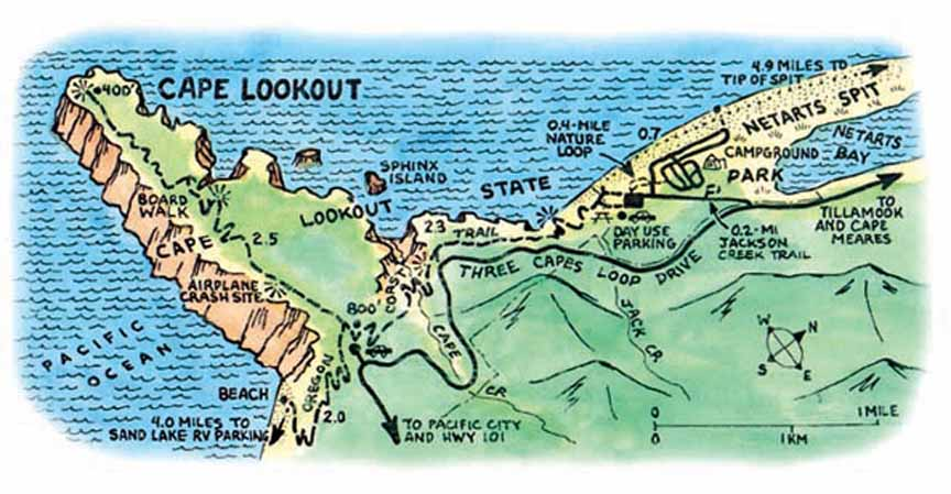 Cape Lookout B17
