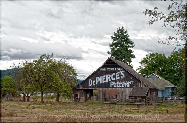 Dr Pierce Barn Oregon