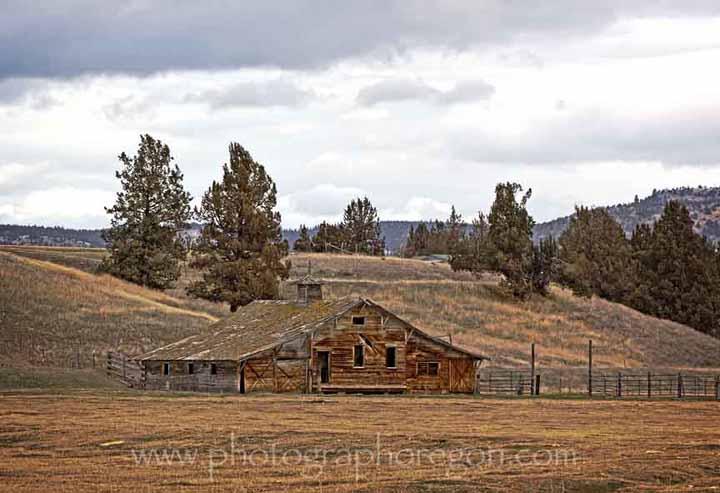 Prineville Barn