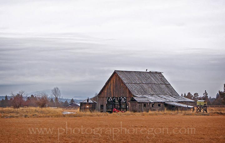 White Rock Loop Barn