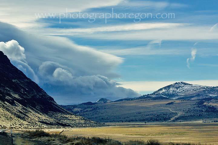 Southern Oregon Landscape