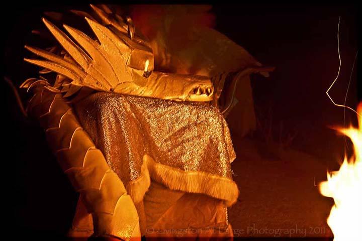 Samhain Dragon