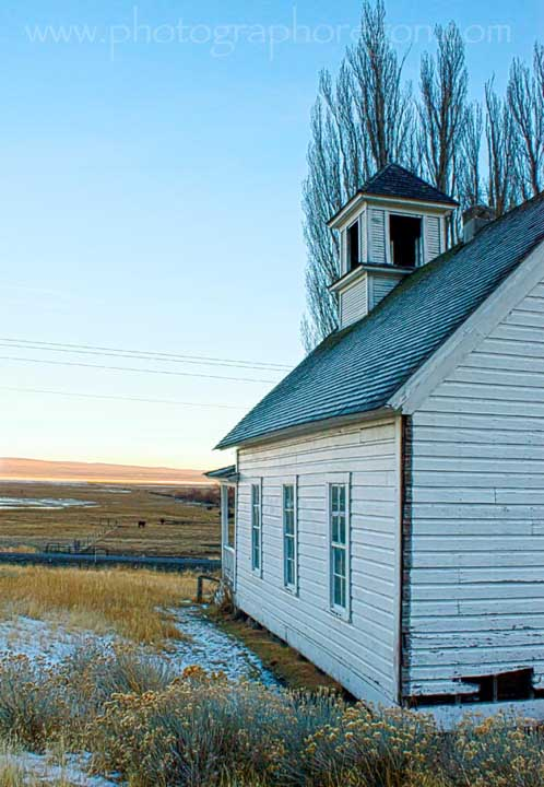 harris schoolhouse