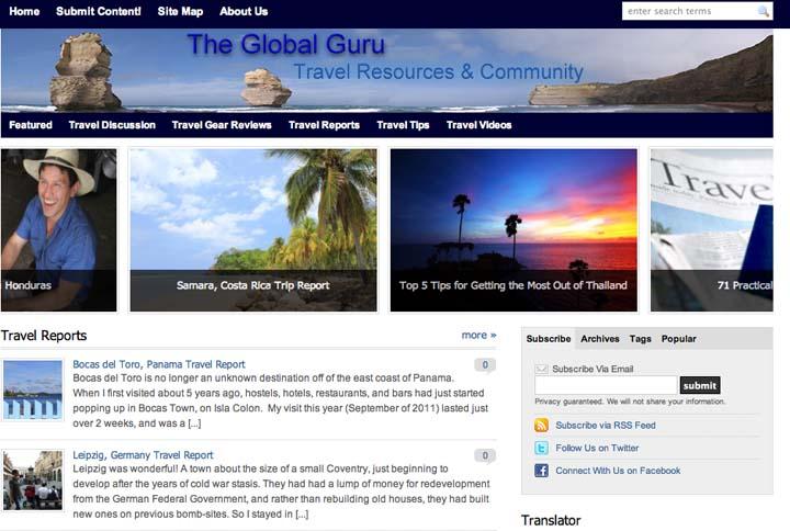 The Global Guru