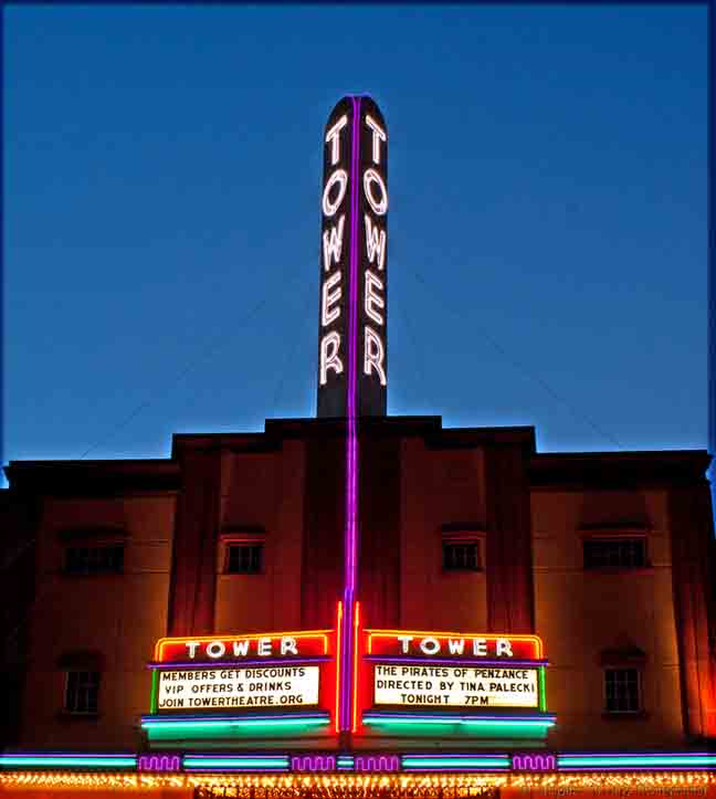Bend Tower Theater