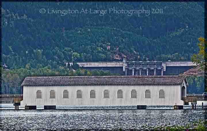 Oregon Covered Bridges-Lowell