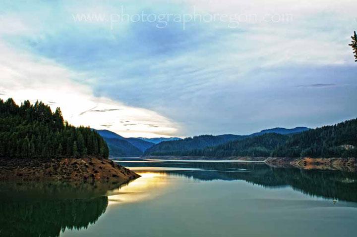 Oakridge Reservoir