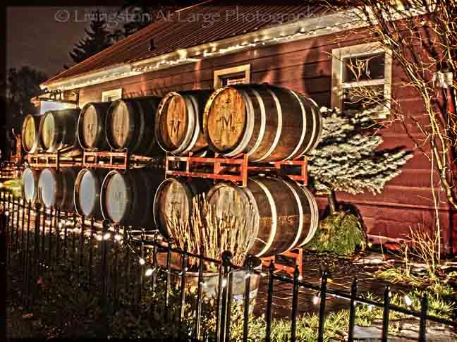 maragas winery tasting room Bend Oregon